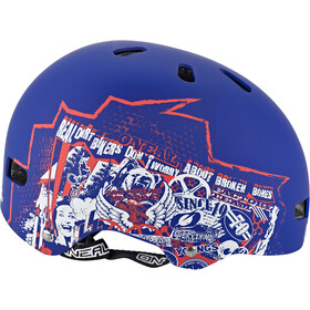 O'Neal Dirt Lid ZF Casco, rift blue